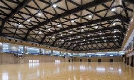 体育館 空き情報  画像